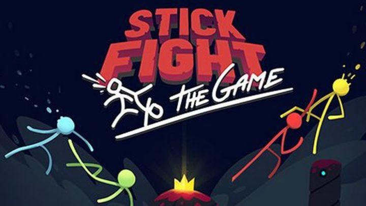 棒人間で銃撃戦!Stick Fight