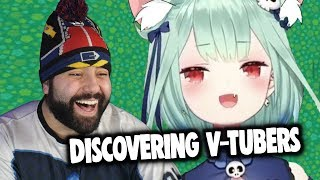 Discovering V-Tubers (The Birth Of Simpefficient) Ep. 1