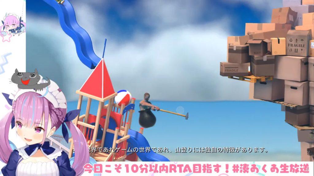 iii888 【#壺男RTAちゃれんじっ】 覚 醒 の 日【Day 3】