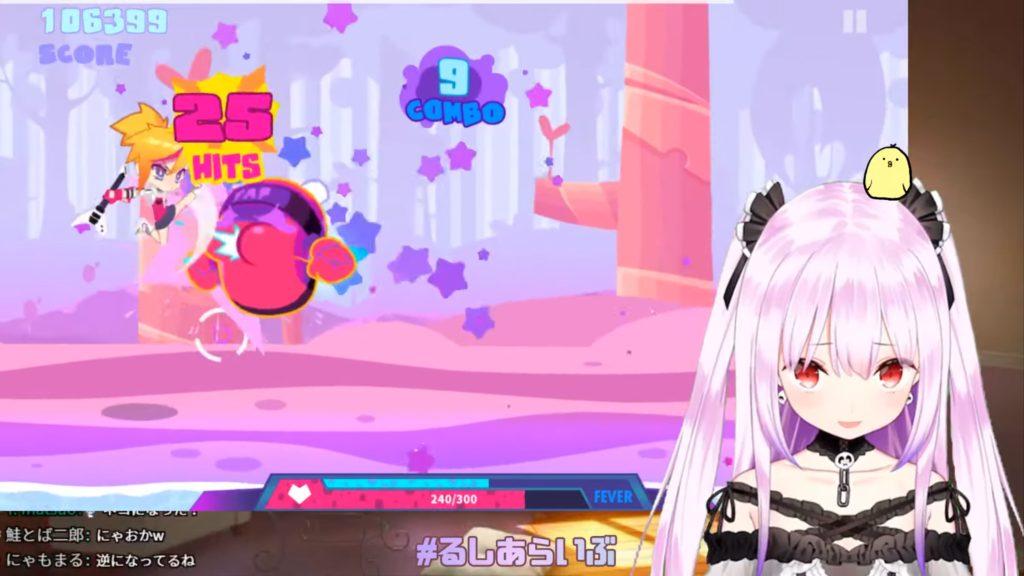 trtr 【Muse Dash】35万人まで!!噂の音ゲー初挑戦★音ゲーの達人になるしあ!!!!!プナイプナイ!【ホロライブ/潤羽るしあ】