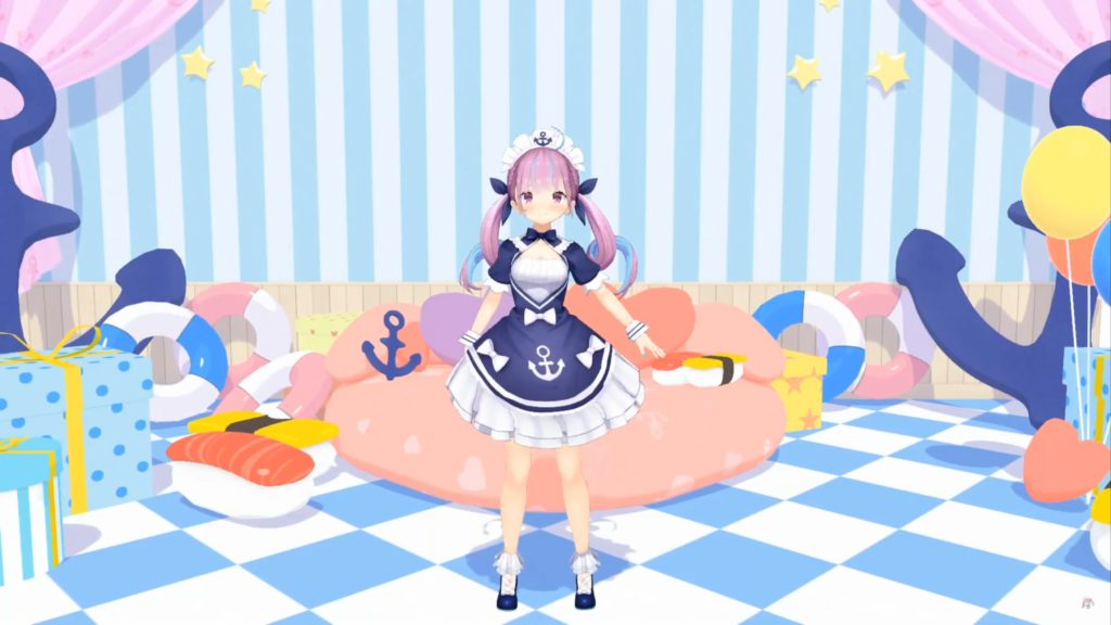uhuhjjjhjhgjkjjgjguggdfuhuigid 【#湊あくあ3D】I AM AQUA !!!!!!!!!!!