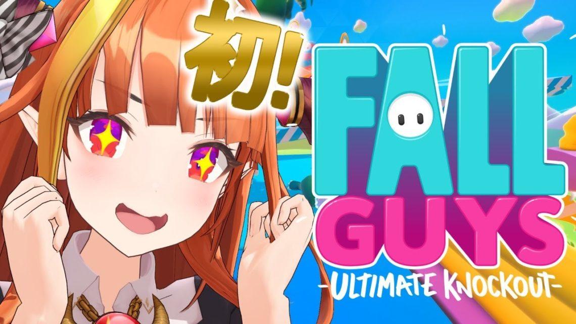 【#桐生ココ】Fall Guys初プレイ!
