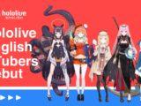 EhcSzZlVoAEhcwb ホロライブ から英語圏グループ「ホロライブEN」のデビューが決定!!#holomyth #HololiveEnglish