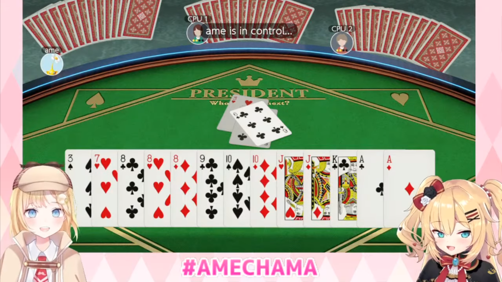 012c1576699a35f50bbc8388ca24c7ce 【#AMECHAMA COLLAB】51 Clubhouse Games with Amelia!! #HololiveEN