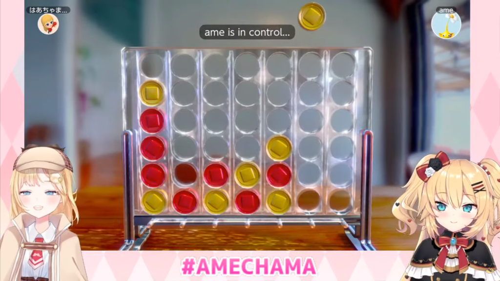 f1301bc316e4274d3bd41a05d8db665c 【#AMECHAMA COLLAB】51 Clubhouse Games with Amelia!! #HololiveEN