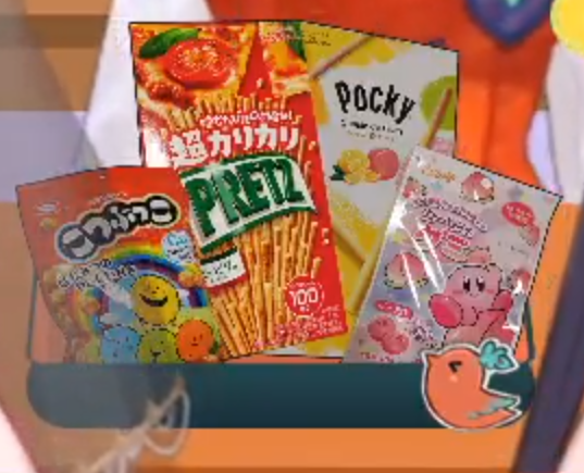 image 10 【COLLAB】SNACK TIME! 4th Collab Stream (The Best Number) #hololiveEnglish #holoMyth
