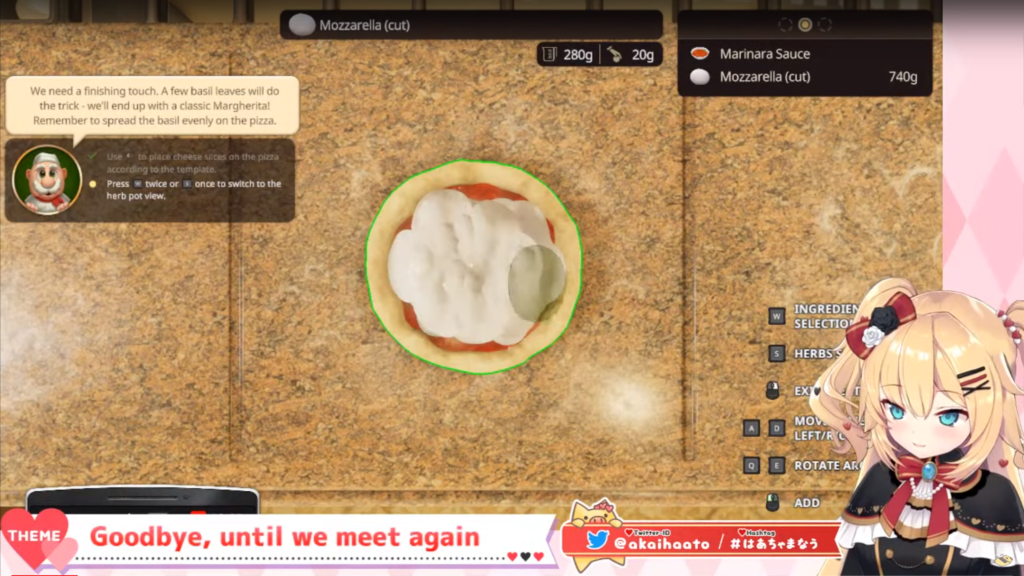 8d6477d53411ce855b4bcbb38b364892 [Cooking simulator] Who can I eat today? All members? Sure!
