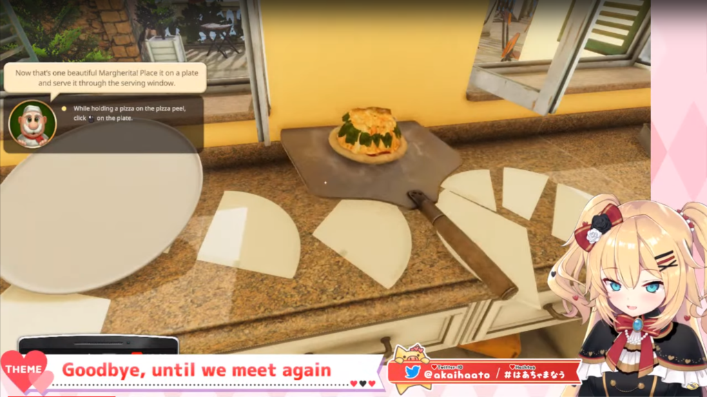 ca3c1ce2ca6b827fb8f7623bff6efa8d [Cooking simulator] Who can I eat today? All members? Sure!