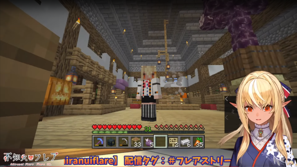e2562f6893ff90f3e9338529e07820e3 【マインクラフト/Minecraft】あくフレなカラフルなビーコン!?つくるよ!Colorful beacon