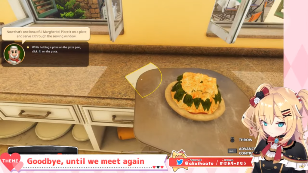 fe60e6f09dd3567d388452d6ff959731 [Cooking simulator] Who can I eat today? All members? Sure!