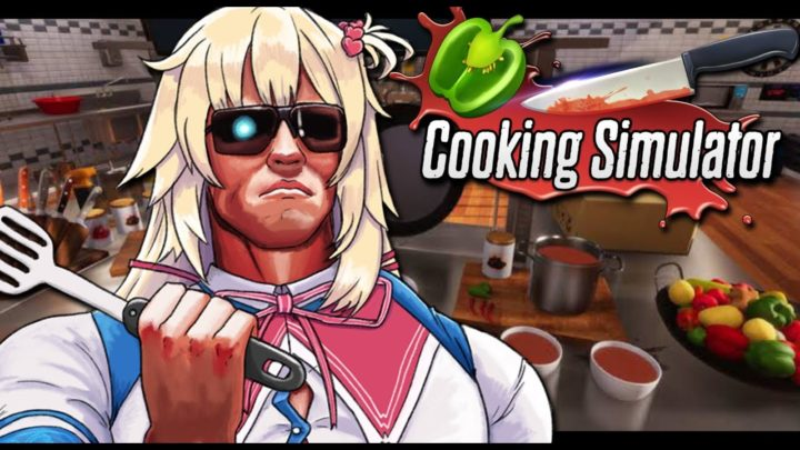 [Cooking simulator] Who can I eat today? All members? Sure!