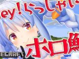 pekora126 【Minecraft】ぺこおおおおおおおおぺっこぺっこぺこ!【ホロライブ/兎田ぺこら】