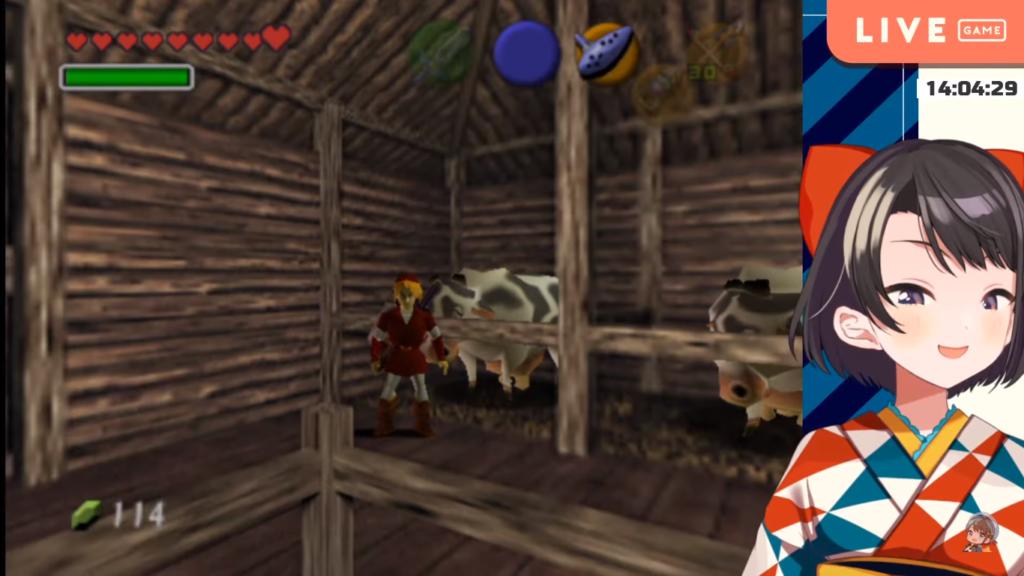 2020 12 14 77 【#6】行くぞ難関!水の神殿!!!ゼルダの伝説時のオカリナ:The Legend of Zelda: Ocarina of Time【ホロライブ/大空スバル】