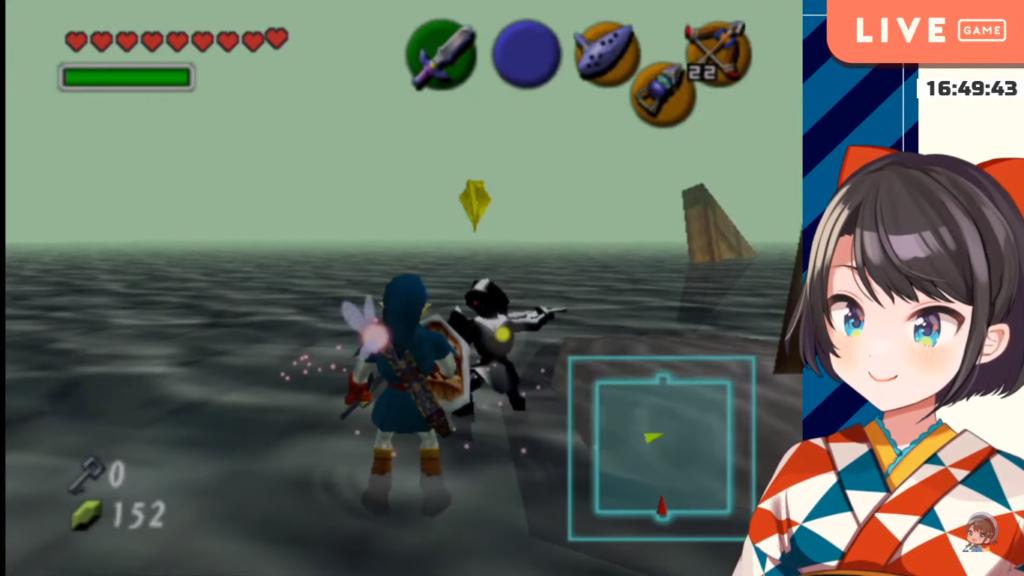 2020 12 14 81 【#6】行くぞ難関!水の神殿!!!ゼルダの伝説時のオカリナ:The Legend of Zelda: Ocarina of Time【ホロライブ/大空スバル】