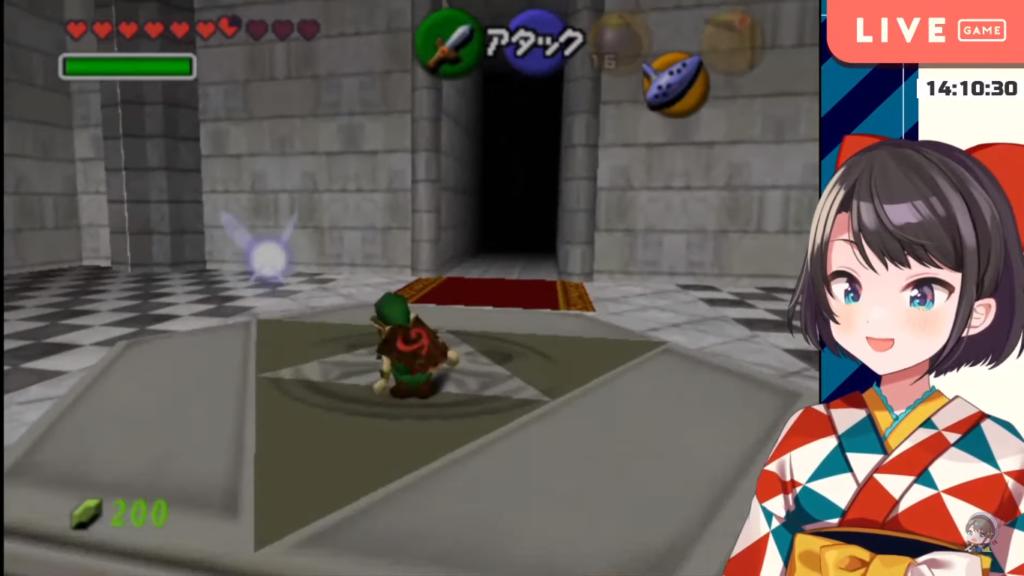 2020 12 19 50 【#8】ホラー?!墓場のダンジョン!!ゼルダの伝説時のオカリナ:The Legend of Zelda: Ocarina of Time【ホロライブ/大空スバル】