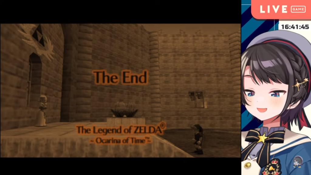 2020 12 28 36 【最終回】ガノンドロフ討伐!!!ゼルダの伝説時のオカリナ:The Legend of Zelda: Ocarina of Time【ホロライブ/大空スバル】