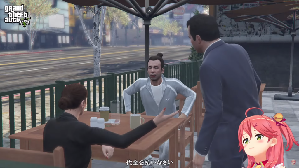 344efad61e8d443be8afbbf5f5666004 #5【GTAV】まだ終わってねぇんだ、この物語は。Me and you know this shit ain't over