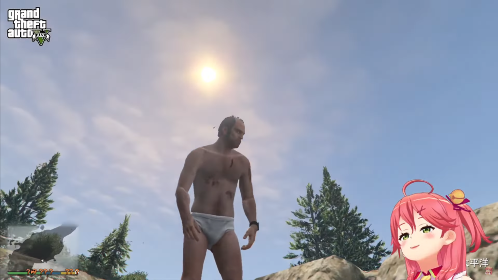 3bdb86efc32791647e0ecb5e8ccfd7a1 #5【GTAV】まだ終わってねぇんだ、この物語は。Me and you know this shit ain't over