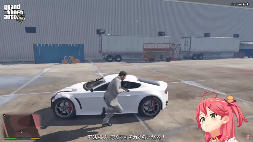 962dd6566efa5a0e31bdb64a521de689 #5【GTAV】まだ終わってねぇんだ、この物語は。Me and you know this shit ain't over
