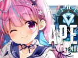 akua14 【APEX】シーズン最終日!人生初のD3!ぜったい行く!!【湊あくあ/ホロライブ】