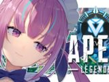 akua5 【APEX】今日は寝ない!ソロダイア本気で目指す!!【湊あくあ/ホロライブ】
