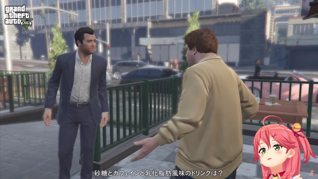 cc9484a7d59d6a5a3bd3861a6081650c #5【GTAV】まだ終わってねぇんだ、この物語は。Me and you know this shit ain't over