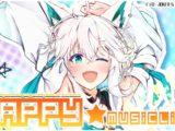 fubuki20 【前夜祭】FUBUKI_HAPPY★MUSICLIVE【白上フブキ/ホロライブ】