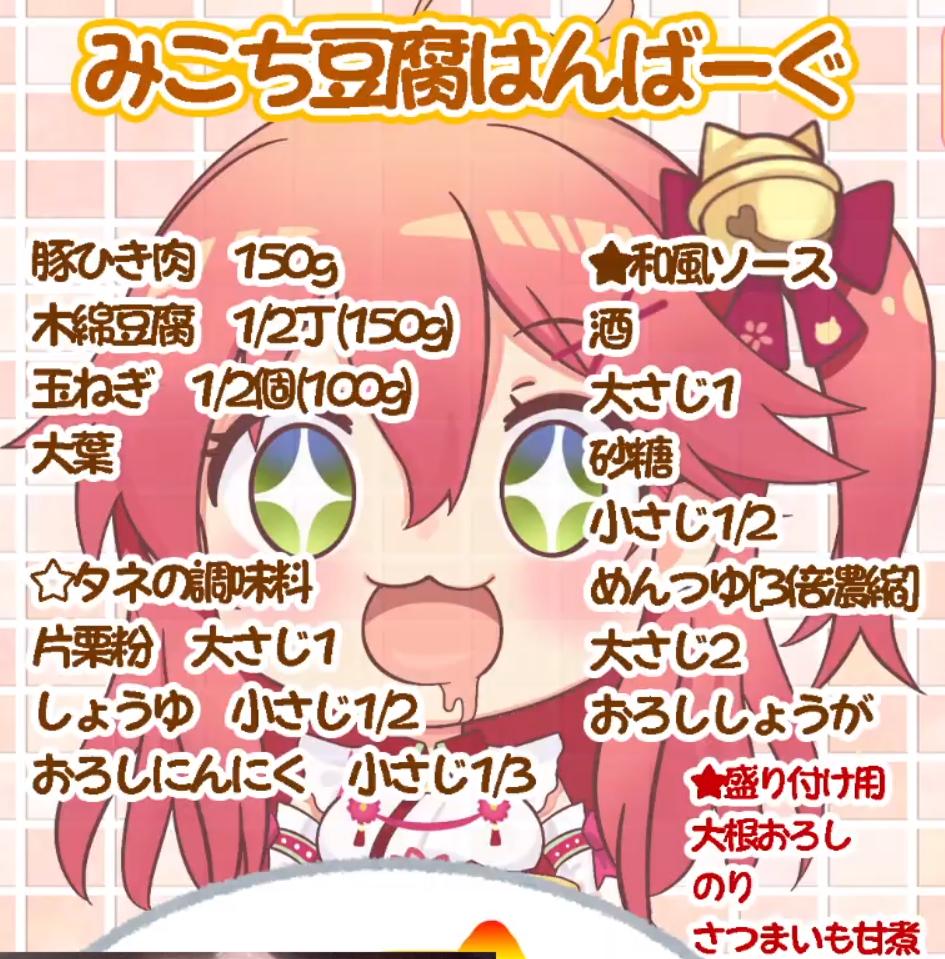 image 17 【料理配信】1時間以内くっきんぐ!【ホロライブ/さくらみこ】