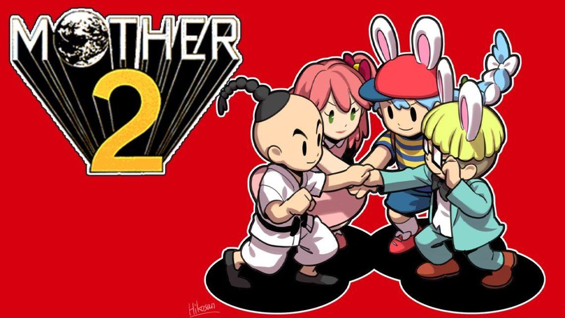#5【MOTHER2/Earthbound】エンディングまで!はじめてのマザー2ぺこ!【ホロライブ/兎田ぺこら】