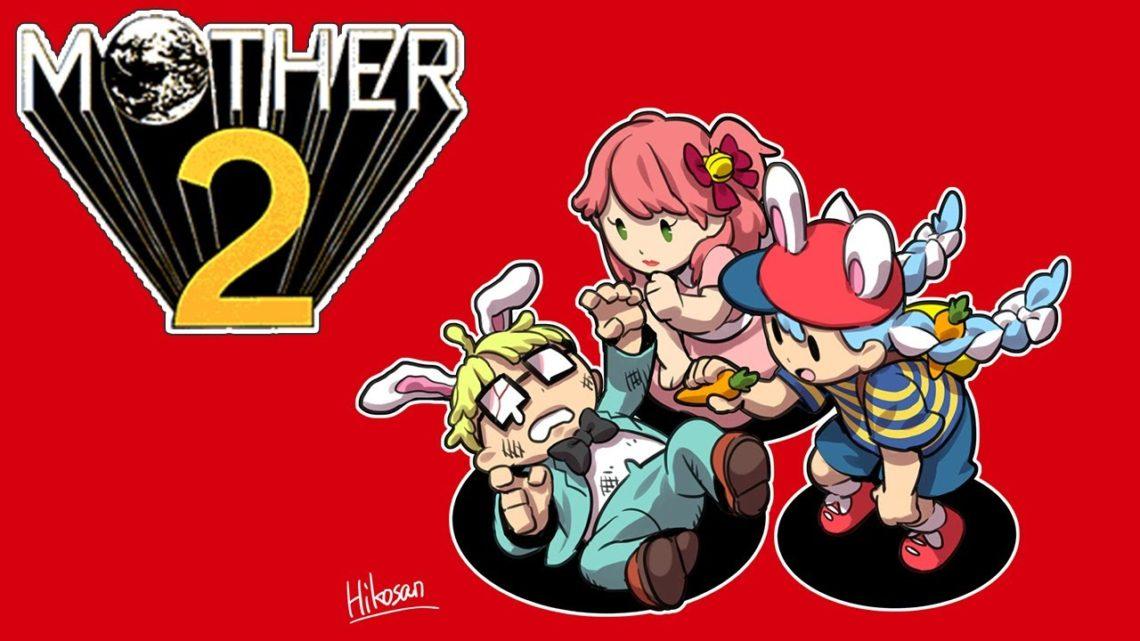 #2【MOTHER2/Earthbound】地球を救え!はじめてのマザー2ぺこ!【ホロライブ/兎田ぺこら】