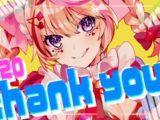 poruka298 感謝 ♥ 2020 thank you ♥ super chat reading【尾丸ポルカ/ホロライブ】