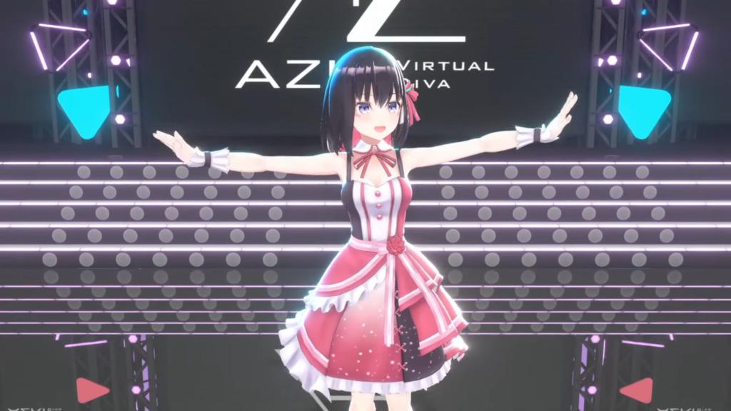 097343a166d6e80e3d9e1ed1229e3c53 【AZKi 3rd衣装】新衣装お披露目LIVE -はじめまして、新しい私- #AZKi新衣装