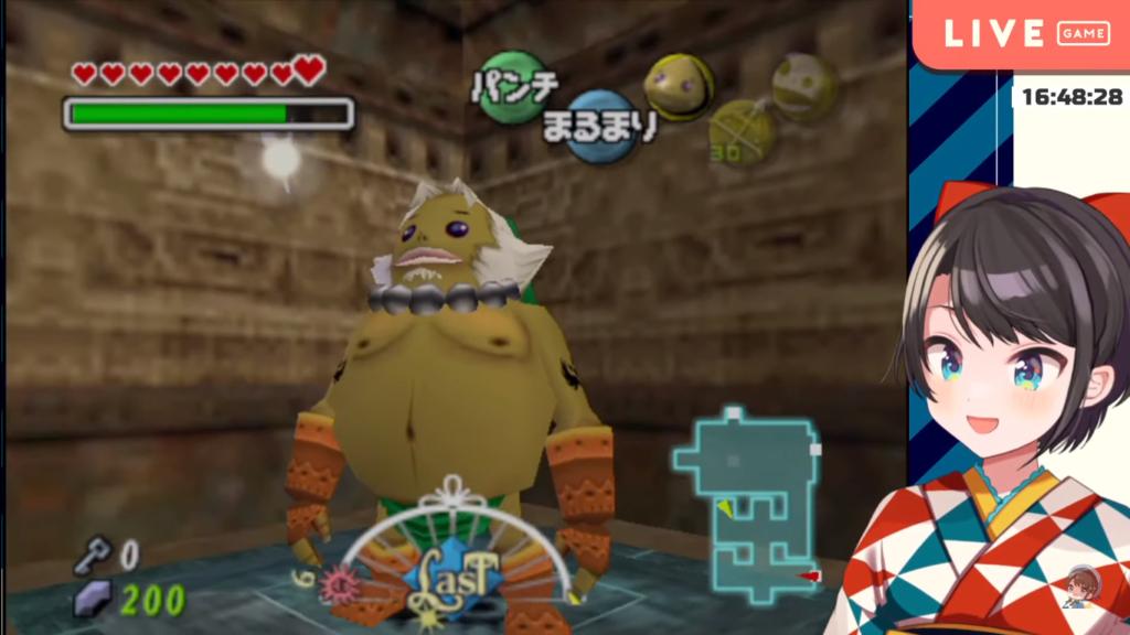 2021 02 01 5 1 【#9】最難関?!ロックビル!!!:The Legend of Zelda: Majora's Mask【ホロライブ/大空スバル】