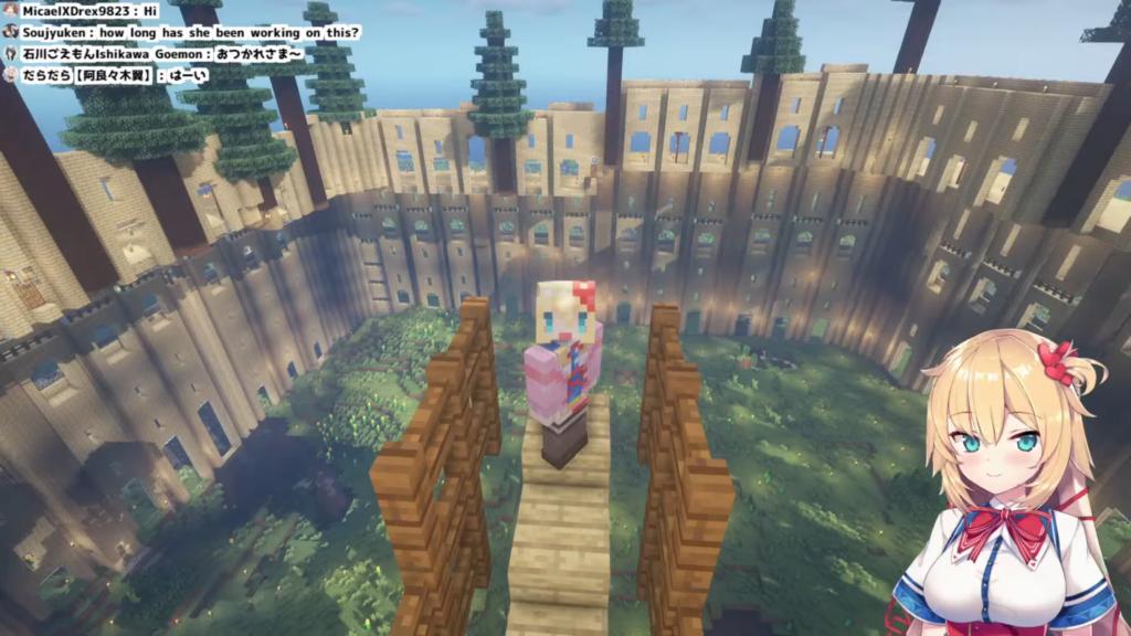 7de2c4495adbba1f341fd259b33f255c 赤井はあと氏アカウントを乗っ取られていた!!【Minecraft】深夜にこっそり【 Hololive / Akaihaato 】