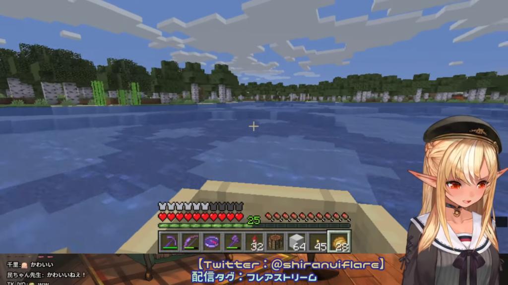 e13911a353dbfaa46c04c0b384a781d4 【Minecraft】海底水族館完成を目指す!Aiming to complete the undersea aquarium!【ホロライブ/不知火フレア】