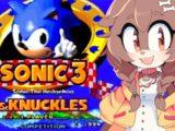 【メガドラ/MD】はじめてのソニック・ザ・ヘッジホッグ3&ナックルズ【Sonic the Hedgehog3】