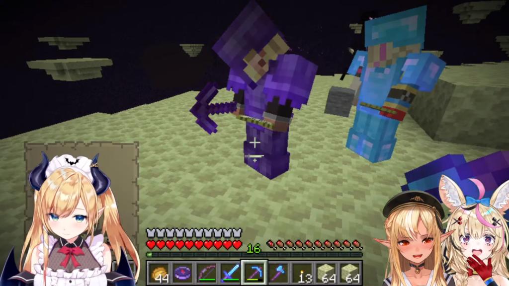 447260929db7f017f7fa8c2020196c85 2 【Minecraft】ちょこフレポルでシェルカーとりたいの!【ホロライブ/癒月ちょこ】