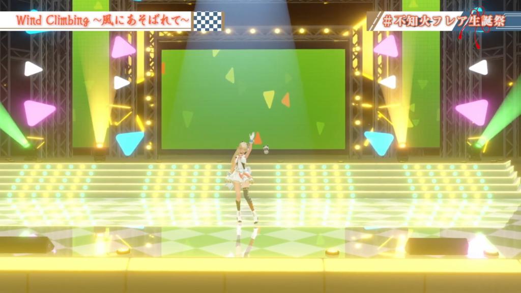 27c69246f1a60a1a738f7f2314aaf7e0 【#不知火フレア生誕祭 】3D Singing Live!誕生日だし一緒に盛り上がろう! 【ホロライブ/不知火フレア】