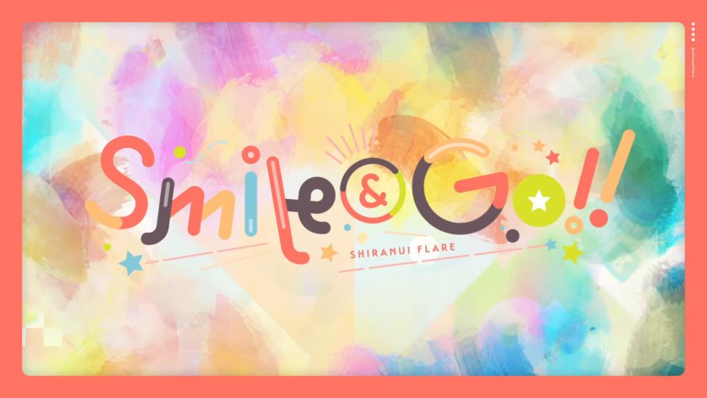 dd472fc346f8ead0cd8a10efcc346ad7 【original】Smile & Go!!【ホロライブ/不知火フレア】