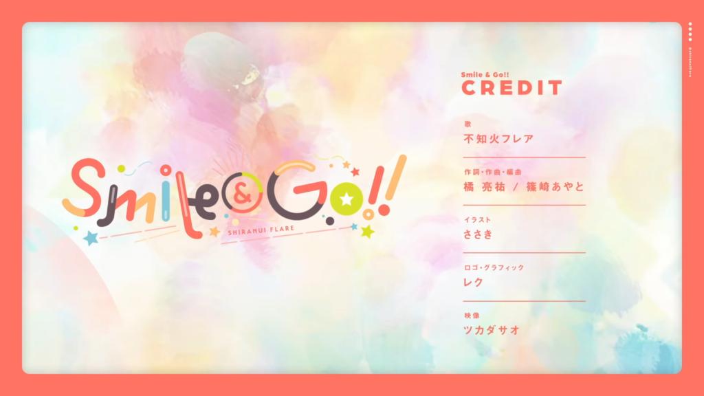 fa1f8f53433a11918ce4263eff6f22b9 【original】Smile & Go!!【ホロライブ/不知火フレア】
