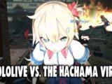 Hololive Vs. The Hachama Infection:全世界はあちゃまっちゃま~計画? 人間→ゾンビ化(あるある)はあちゃまウィルスでゾンビがはあちゃま化(ある?!・・・あるある!!)
