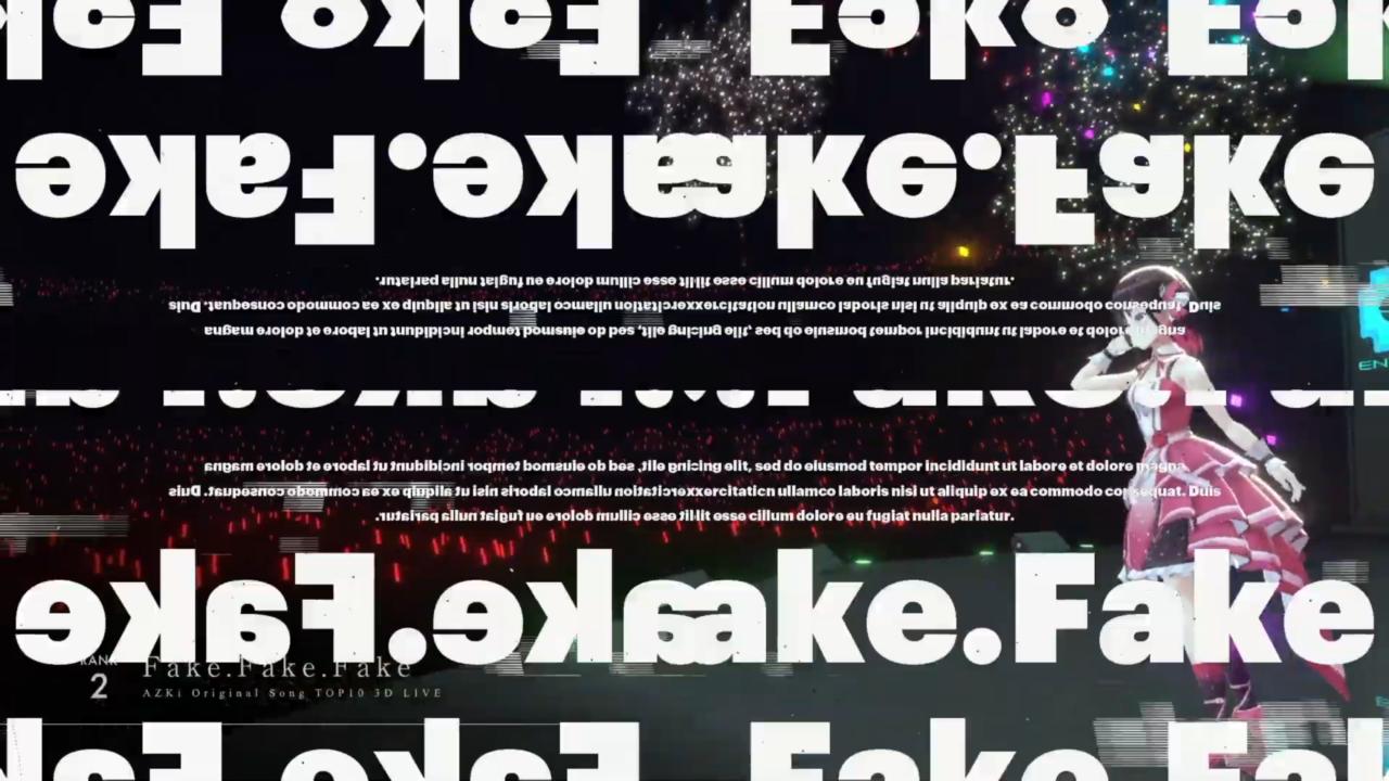 3aa6ddb0dc19f9788c0a43e73873cb31 【3D LIVE】AZKiのオリジナル曲サブスク再生数ランキングTOP10ライブ!!【 #AZKi生放送 】