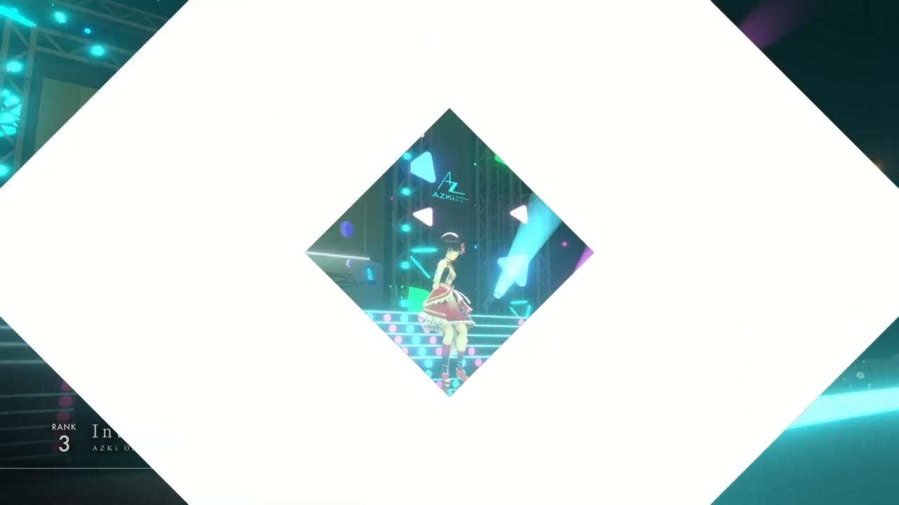 5a0e105142311dc3ca8b1cdc7c86c810 【3D LIVE】AZKiのオリジナル曲サブスク再生数ランキングTOP10ライブ!!【 #AZKi生放送 】