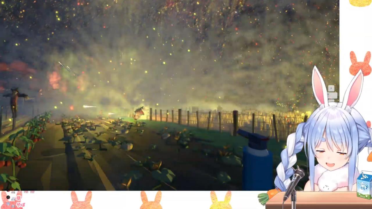 7f6df7e1912e4cb0995c9305f7dcb63e 【Fireworks Mania】大花火を打ち上げたる!!!!ぺこ!【ホロライブ/兎田ぺこら】