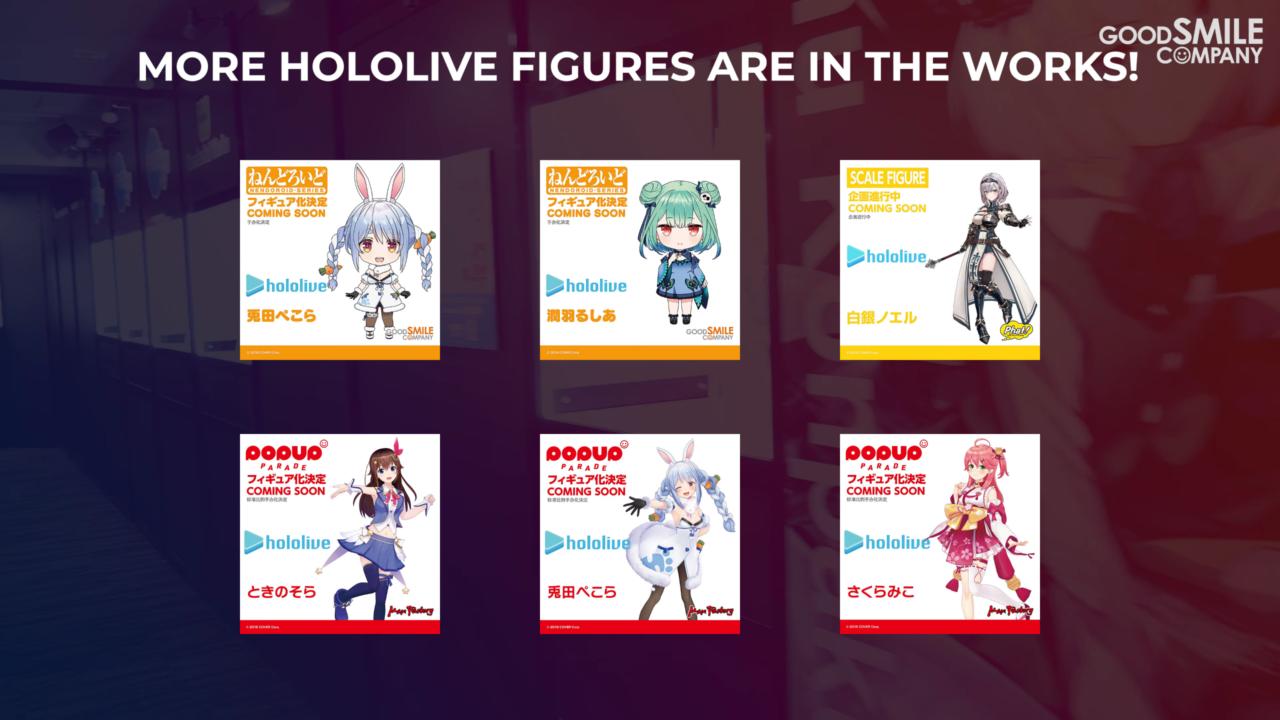 a18db9cee81b2349a73a08b3ec52bd84 New HOLOLIVE Figures! | WonHobby 33 Showcase Part 1