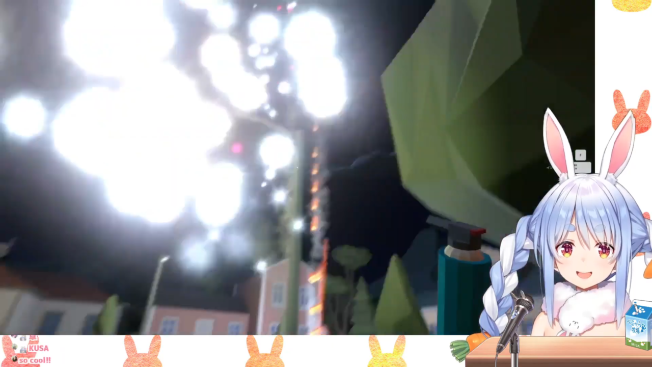 bbee2a93c0e35d4733662a9370773831 【Fireworks Mania】大花火を打ち上げたる!!!!ぺこ!【ホロライブ/兎田ぺこら】
