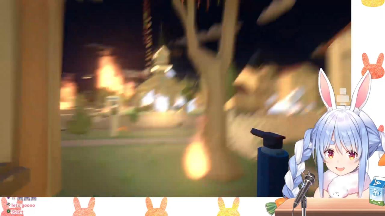 c46292c2d8eb25851aa8b23b73f976a2 【Fireworks Mania】大花火を打ち上げたる!!!!ぺこ!【ホロライブ/兎田ぺこら】
