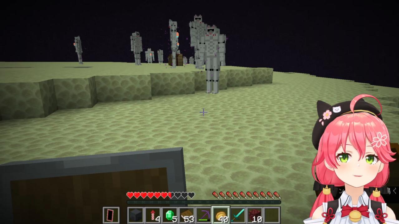 df53f6cbcdac0c84779d6cc8855244a7 【 Minecraft 】ホロ鯖のMAP作りやったにぇ!【ホロライブ/さくらみこ】