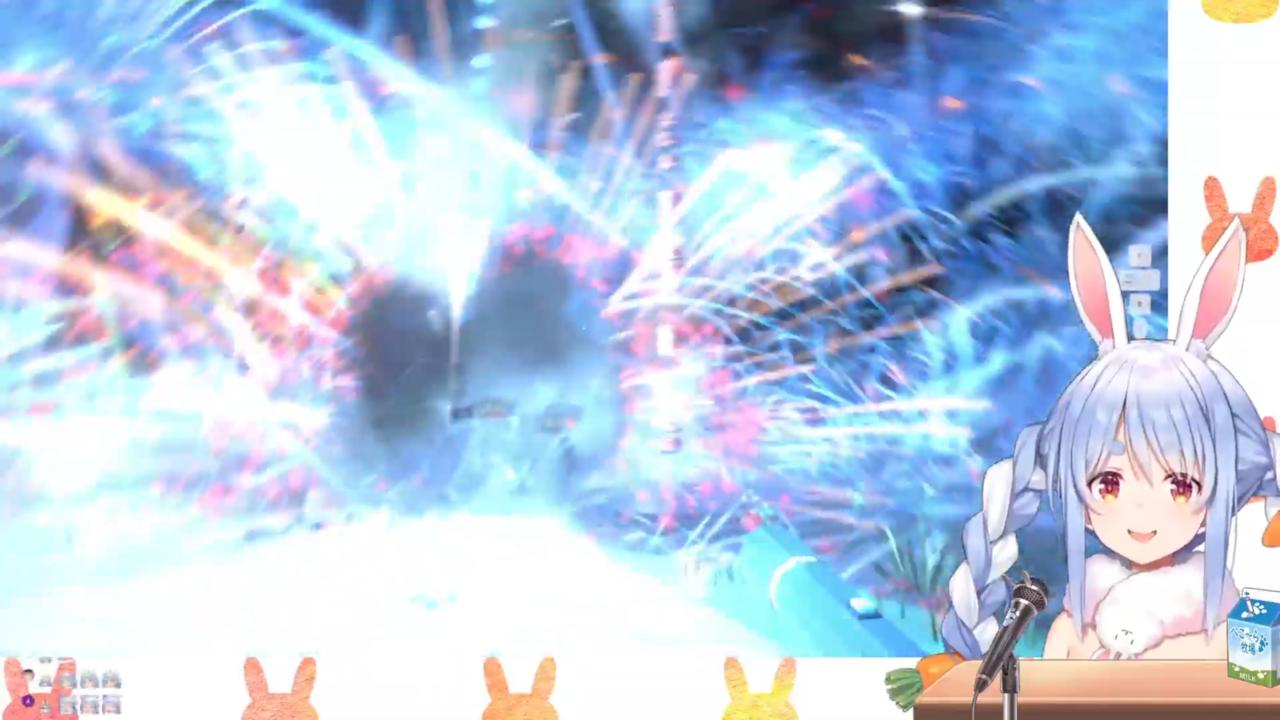 fc121ce77b7176812425a4391ff38716 【Fireworks Mania】大花火を打ち上げたる!!!!ぺこ!【ホロライブ/兎田ぺこら】