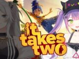 02【It takes two】サクサクプレイが見所です【常闇トワ/ホロライブ】